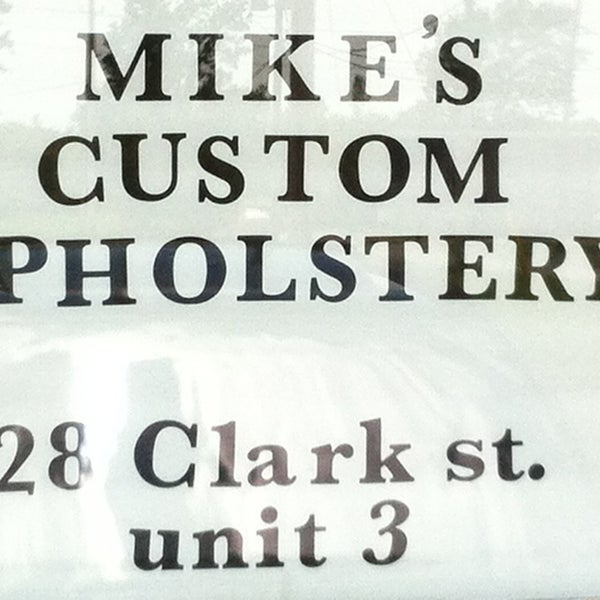 Photos At Mike 39 S Custom Upholstery Furniture Home Store
