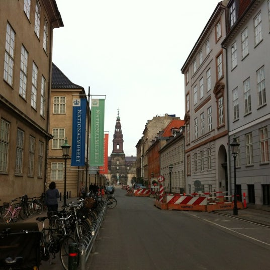Photo taken at National Museum of Denmark by Emre M. on 10/20/2012