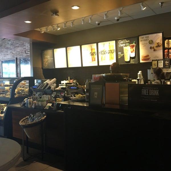 Photo taken at Starbucks by Tori A. on 7/15/2017