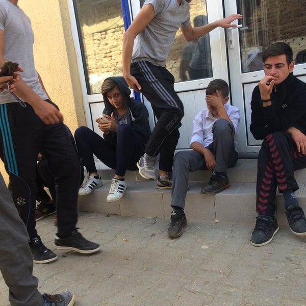 Photo taken at küplü çok programlı anadolu lisesi by Cihat Z. on 10/3/2016
