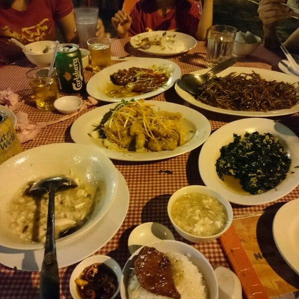 New tanjung seafood restaurant miri sarawak for X cuisine miri