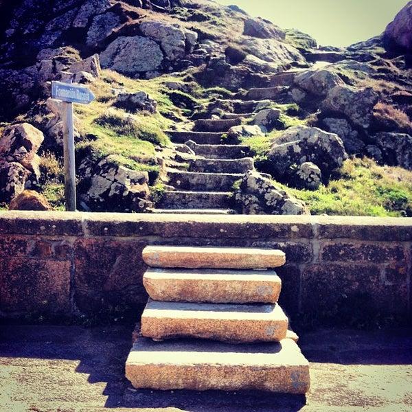 Foto tomada en Faro de Cabo Vilán por Diego A. el 10/8/2013