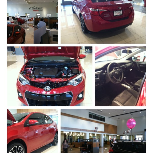 Lovely Photo Taken At Larry Miller Toyota Service Dept. By Charlie H. On 11