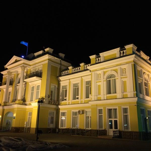 Photo taken at Орал / Уральск / Oral by ГУЛФАЙРУС У. on 4/7/2016
