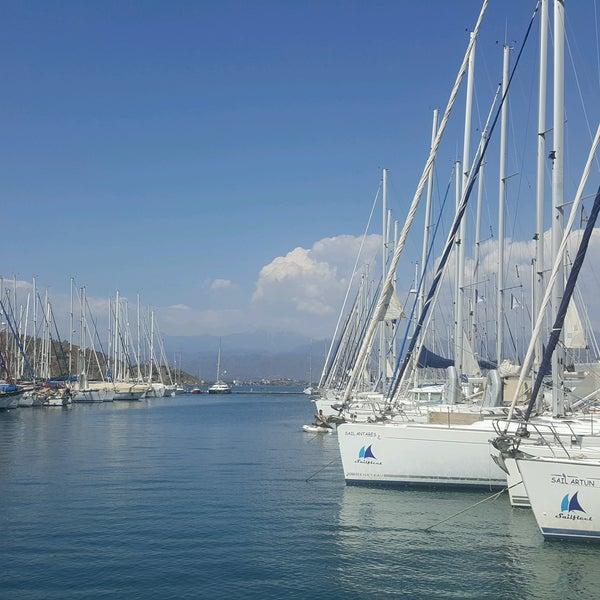 9/9/2016 tarihinde Dilsat ;.ziyaretçi tarafından Mod Yacht Lounge'de çekilen fotoğraf