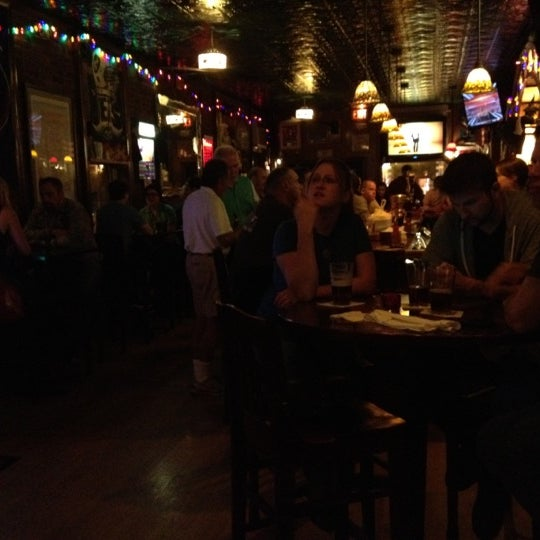 Photo taken at Max's on Main by Stephen M. on 10/6/2012