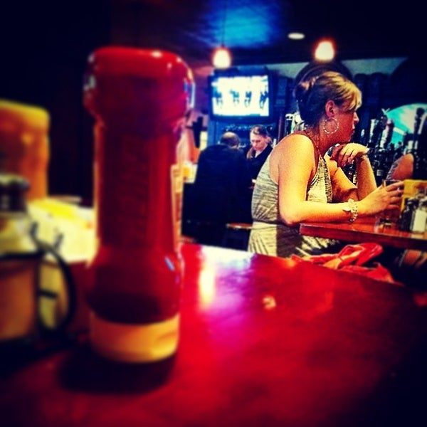 Photo taken at Laughing Man Tavern by Chris A. on 7/25/2014