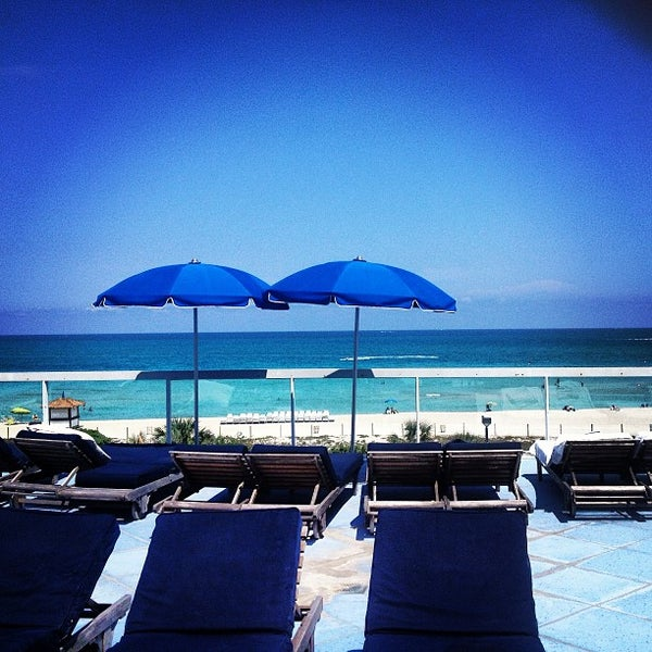 Photo taken at The Perry South Beach Hotel by Corey L. on 5/9/2013
