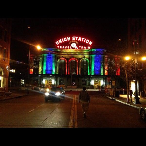 Denver Union Station: Train Station In Denver