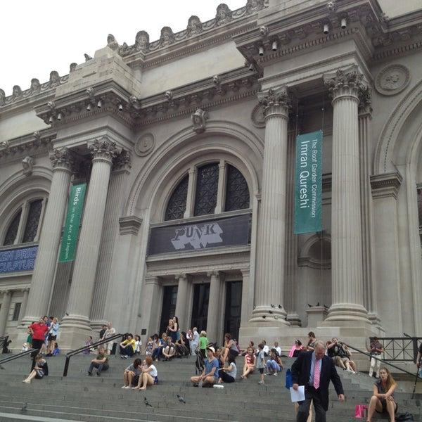 Photo taken at Metropolitan Museum of Art by Joe W. on 7/22/2013