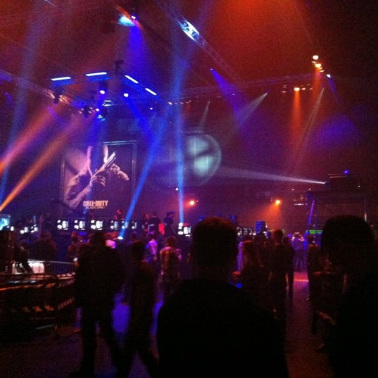 Photo taken at AFAS Live by Jan B. on 11/12/2012