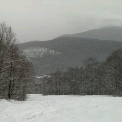 Photo taken at Bretton Woods by Abby F. on 12/25/2012