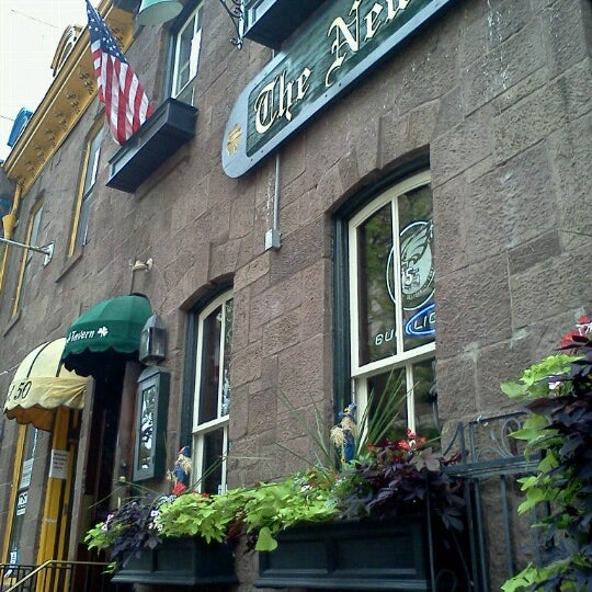 Photo taken at New Deck Tavern by Renee D. on 9/26/2012
