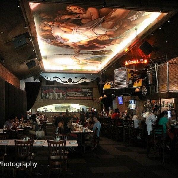 Photo taken at Pizza Rock by Joe G. on 4/8/2013