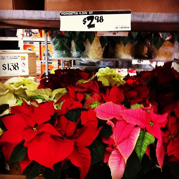 Photo Taken At The Home Depot By Shelley B On 11 24 2012