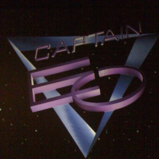 Photo taken at Captain EO by matthias on 1/8/2011