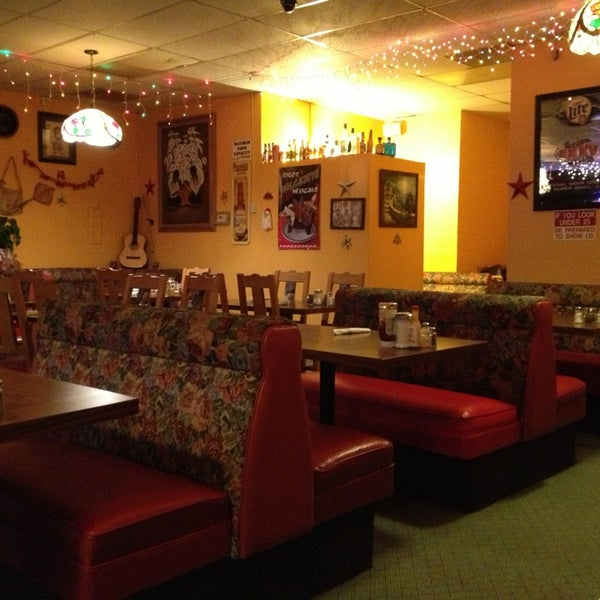 Photo taken at Rigo's Mexican Restaurant by Aaron W. on 12/24/2012