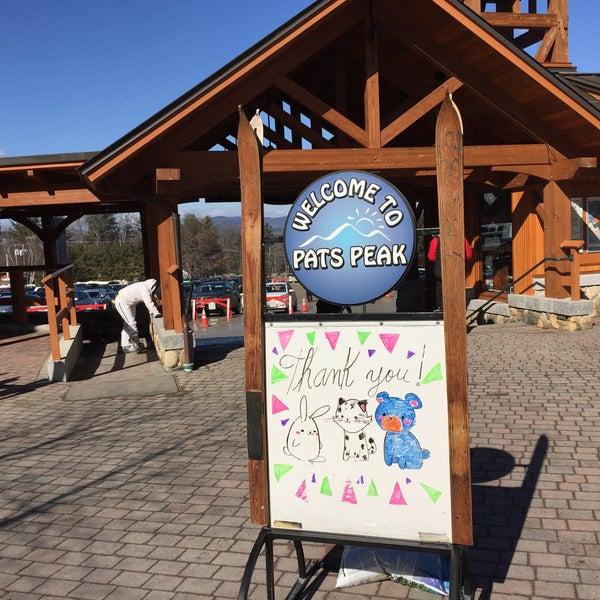 Photo taken at Pat's Peak Ski Area by Aaron W. on 2/20/2016