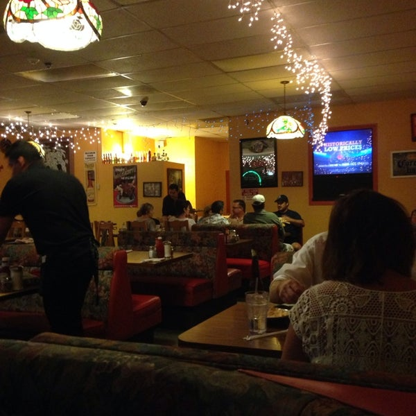 Photo taken at Rigo's Mexican Restaurant by Aaron W. on 9/29/2013