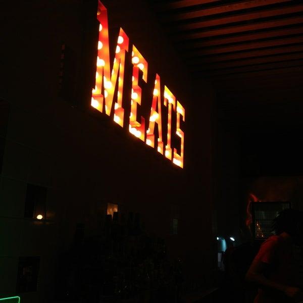 Foto tirada no(a) Meats por Renato S. em 1/16/2013