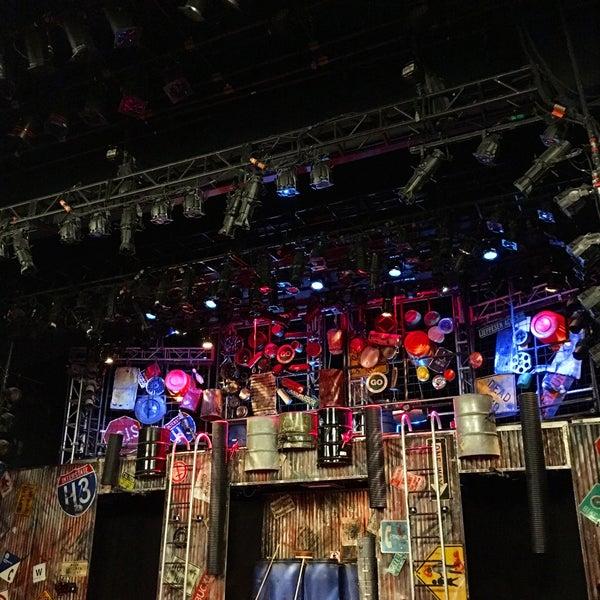 Снимок сделан в Broadway Playhouse пользователем Hannah A. 1/8/2017