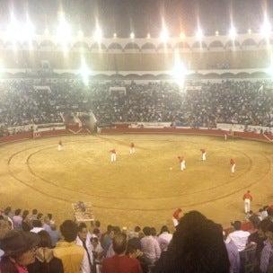 Foto tomada en Plaza de Toros Nuevo Progreso por Edmundo X. D. el 11/12/2012