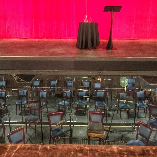 Photo taken at Buxton Opera House by Glynn on 7/23/2016