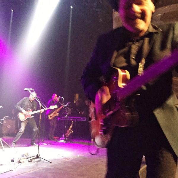 Photo taken at Buxton Opera House by Glynn on 3/21/2015