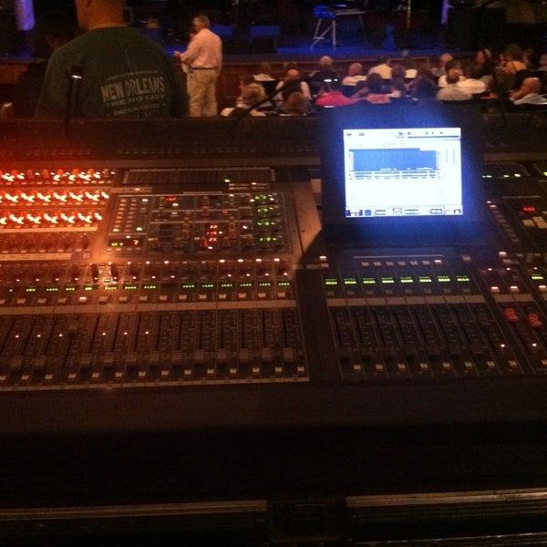 Photo taken at Buxton Opera House by Glynn on 7/26/2013