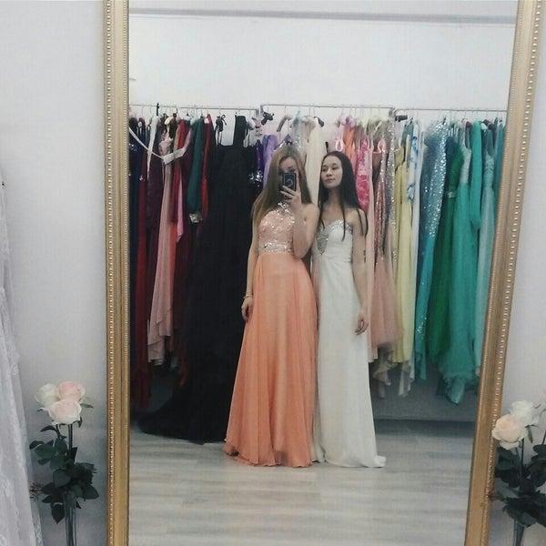 Прокат платьев империо