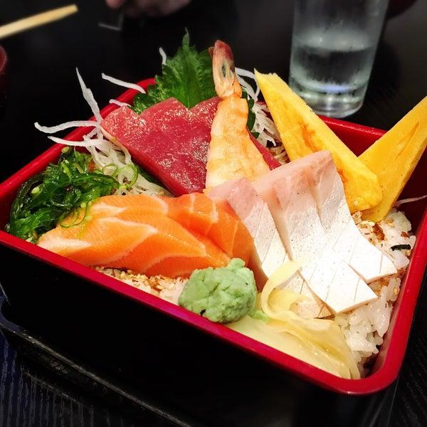 Photo prise au Sushi Delight par Teatimed le2/5/2016