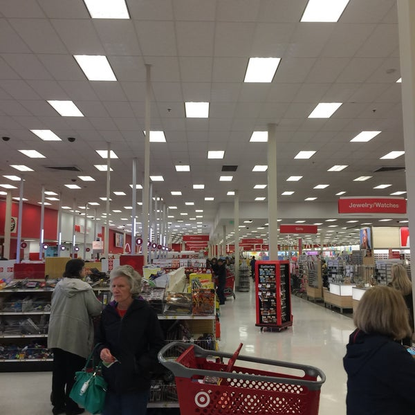 Photo taken at Target by Bill H. on 3/20/2016