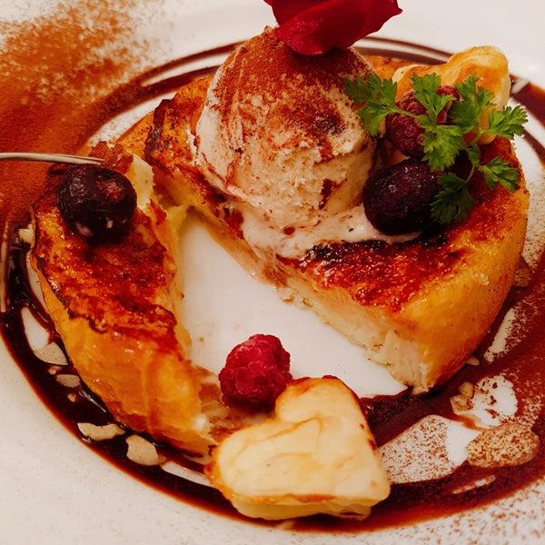 12/7/2017に🍰Julia K.がForu Cafeで撮った写真