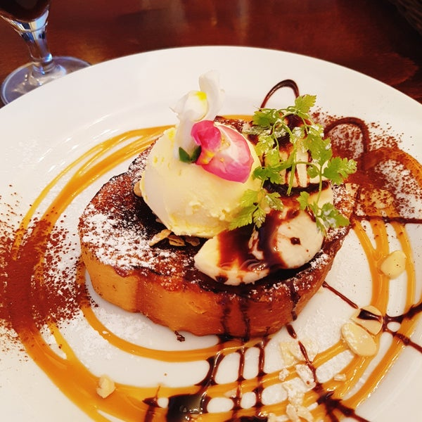9/10/2017に🍰Julia K.がForu Cafeで撮った写真