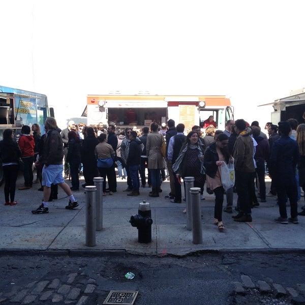 Dumbo Brooklyn Food Trucks