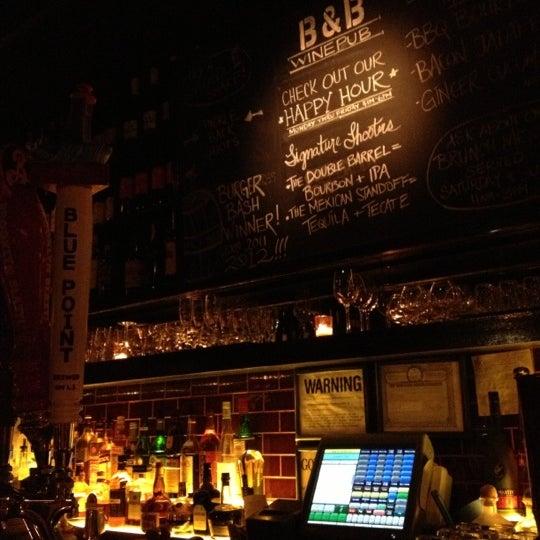 Photo taken at B & B Winepub by QueKay09 on 10/18/2012