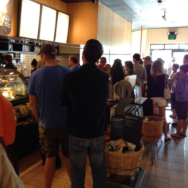 Photo taken at Starbucks by Danny S. on 5/12/2013