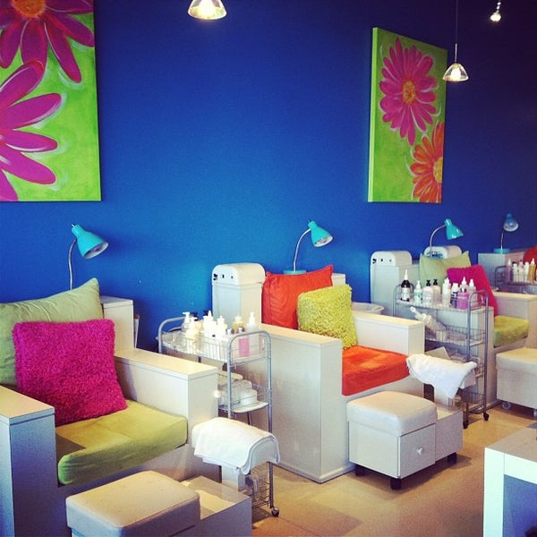 The Nail Lounge - Cosmetics Shop in Costa Mesa