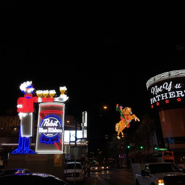 Photo taken at Downtown Las Vegas by Serena on 6/30/2017