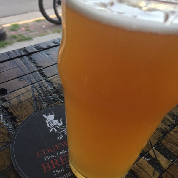 Photo taken at Joyride Brewing Company by Tim M. on 6/28/2017