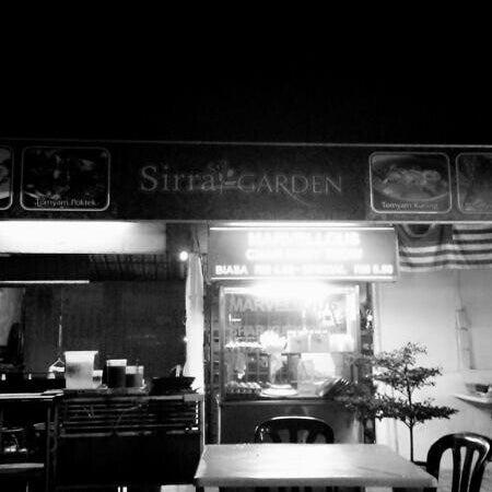 Photo taken at Sirra Garden by Diera on 12/6/2013