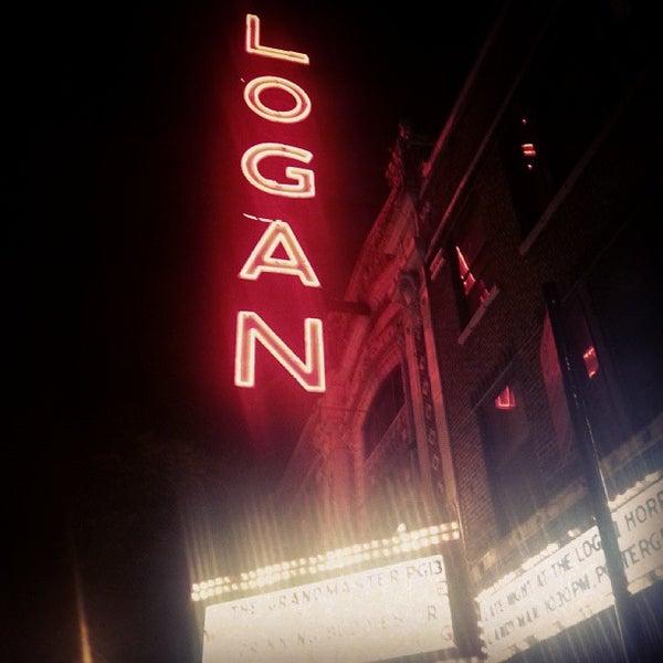 Photo taken at Logan Theatre by John 'Disney Dork' C. on 10/7/2013