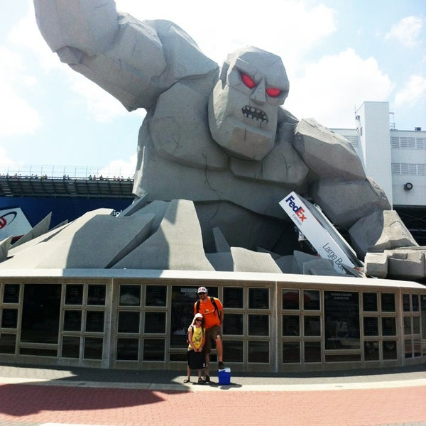 Photo taken at Dover International Speedway by Daniel L. on 6/2/2013