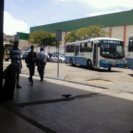 Photo taken at Terminal Rodoviário Arujá by Paulo M. on 12/19/2012