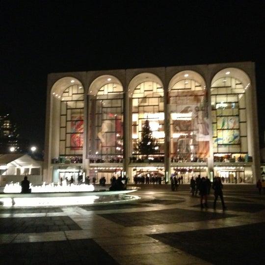 12/5/2012にRafael J.がLincoln Center for the Performing Artsで撮った写真