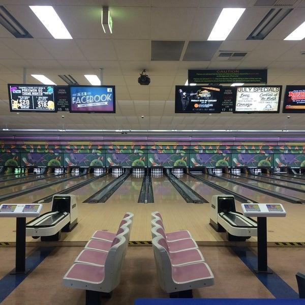 Ten pin bowling parramatta