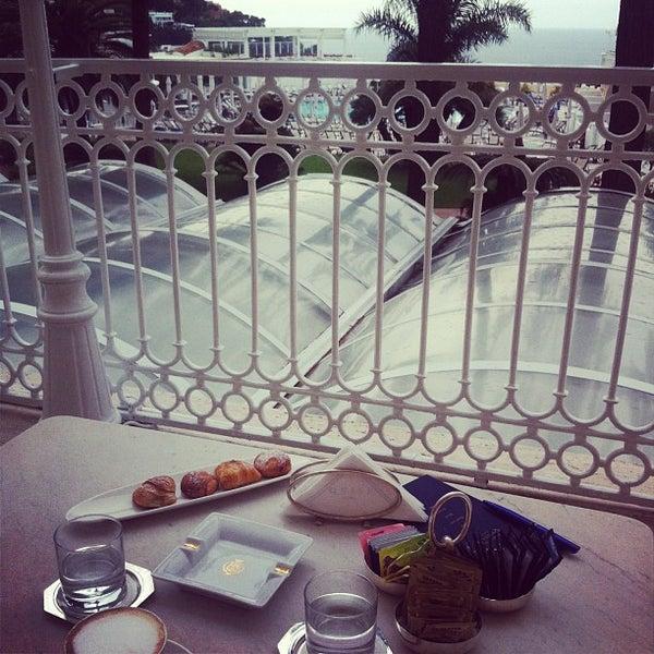 Photo taken at Quisisana Grand Hotel by Sam S. on 8/29/2013