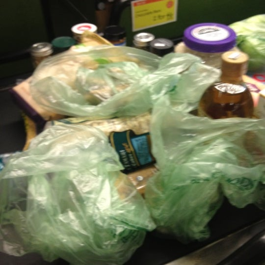 Photo taken at Whole Foods Market by Julie H. on 9/16/2012