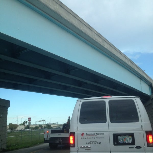 Photo taken at Under The Turnpike by SINthia on 4/22/2013