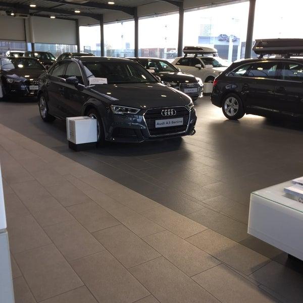 Auto Dealership In Geraardsbergen